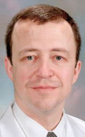 Physician David Gentile is an associate professor of clinical urology and chief of the division of urology at Highland Hospital.