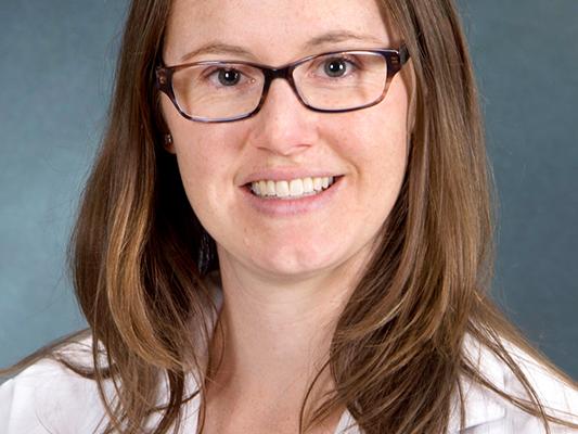 Kristin Geissler is an audiologist at UR Medicine Audiology.