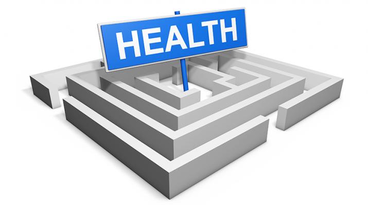 Health care maze