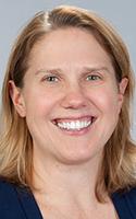 Tara L. Gellasch, an OB-GYN, practices at Rochester Regional Health.