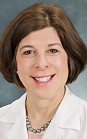 Physician Mary Gail Mercurio is a UR Medicine dermatologist and professor in the department of dermatology and the department of obstetrics and gynecology at the University of Rochester Medical Center.