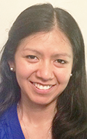 Iluminada Vilca, nutrition educator, Finger Lakes Eat Smart NY, a program of Cornell Cooperative