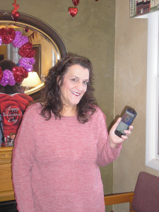 Vivian Roseto of Gates had a bariatric surgery in May. She says she began accessing the Baritastic app right after surgery. Users like Roseto are able to more easily share information with their dietitians, access the program's meal plans, and receive notifications of upcoming support events.
