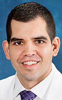 Andrew Mathias, a board-certified cardiologist at UR Medicine.