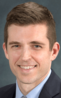 Physician Daniel Croft is assistant professor of pulmonary and critical care medicine at University of Rochester Medical Center.