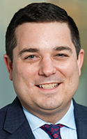 Travis Heider, President & CEO ofPandion Healthcare: Education & Advocacy, a nonprofit organization that represents 17 hospitals in Rochester and the Finger Lakes.