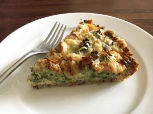 Broccoli with recipe