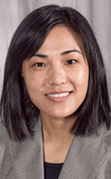 Ying Xue, associate professor at the University of Rochester School of Nursing.