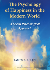 New book by Jim Allen, a professor at the SUNY Geneseo.