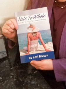 Lori Bruton self help book