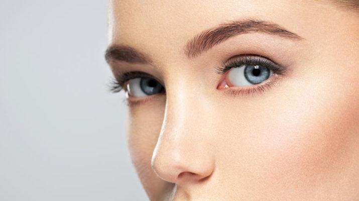 Pretty face skin