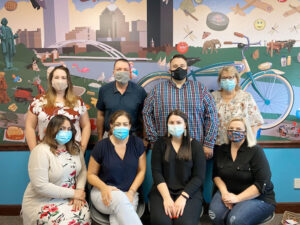 Staff of Clear Choice Heating and Balance: Following CDC guidelines.