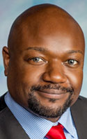 Joseph Searles is Excellus BlueCross BlueShield corporate diversity relations director.