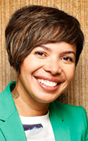 Sady Fishcher is Excellus BlueCross BlueShield corporate director of diversity, equity and inclusion.
