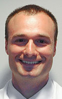 John Ellie, a board-certified podiatrist at St. Ann's Podiatry Place in Rochester.