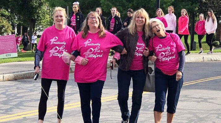 Positively Pink is one of the major fundraisers for Embrace Your Sisters. It was canceled last year, but organizers hope to make it happen this September.