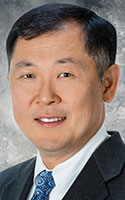 Sungjun Hwang is an ophthalmologist at the Eye Care Center in Canandaigua and a clinical assistant professor at the University of Rochester Medical Center.